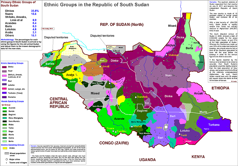 Southern sudan an africanist perspective source gulf 2000 project sciox Images