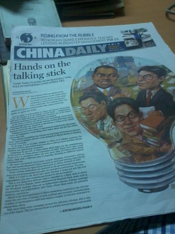 China in Kenya