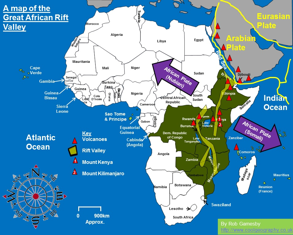 Is kenya and africa splitting in two an africanist perspective gumiabroncs Images